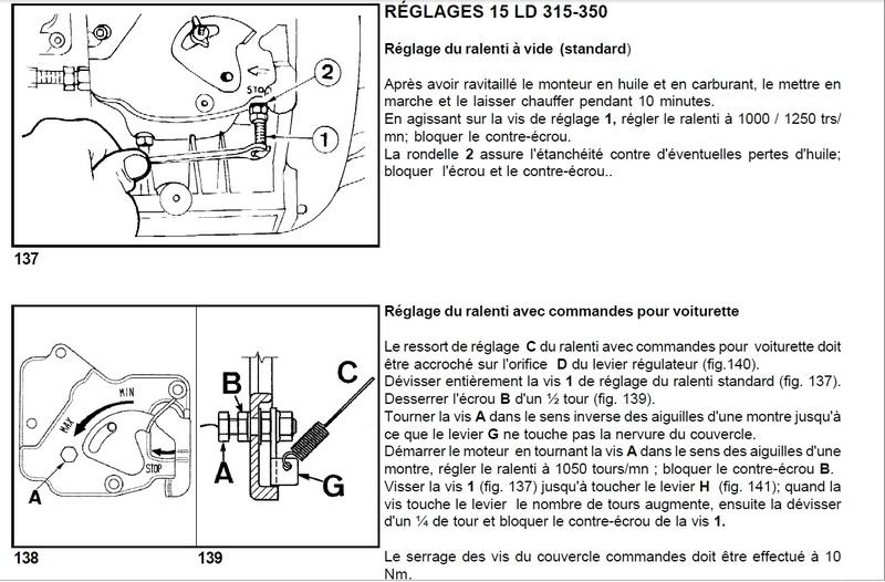 Changement de moteur sur PP2X Diesel10