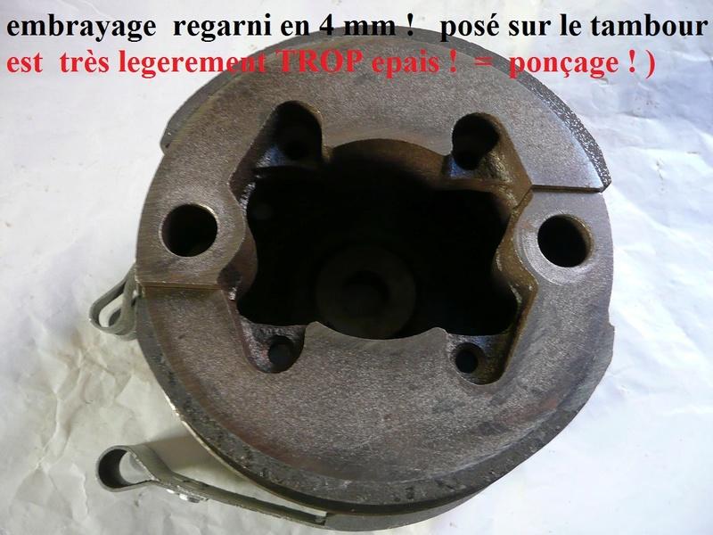 Cloche d'embrayage et embrayage Staub PPX P1260914