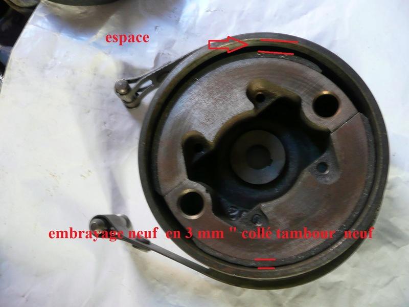Cloche d'embrayage et embrayage Staub PPX P1260915
