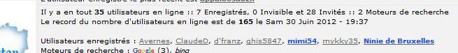 COUCOU TOUT LE MONDE Forum10