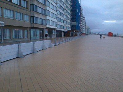 Vidéo : Très grosse tempête à Ostende en février 1993 Oosten10