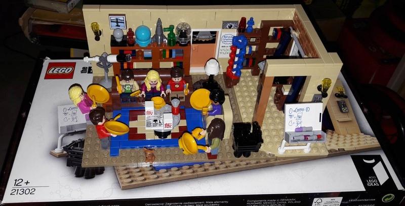 [LEGO] The Big Bang Theory Bbt10
