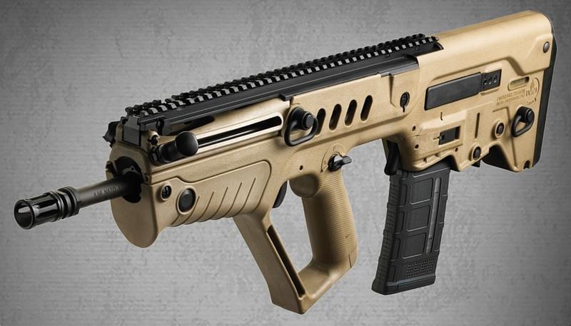 Nouveau fusil bullpup cal. 12ga Uzkon UNG-12 Tsfd1610