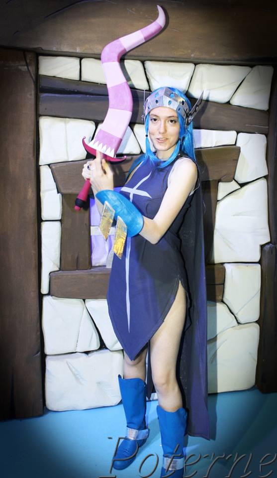 Koya fait son cosplay: le making of 10138410