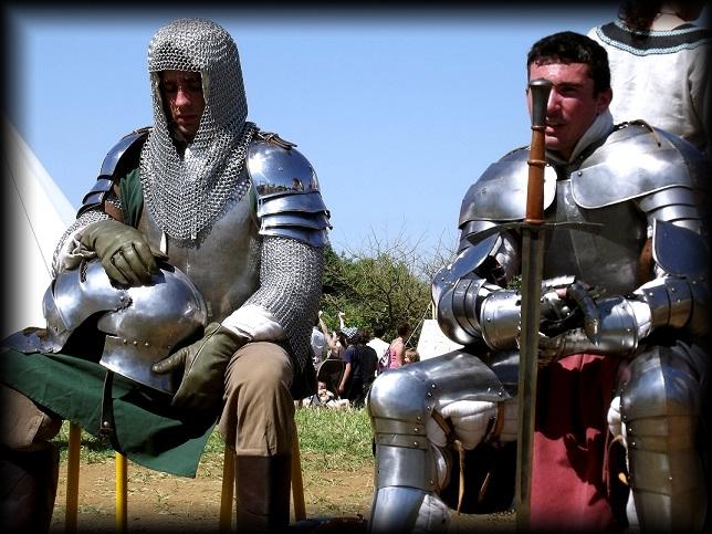 Le tournoi du Roi Arthur Dscf1513