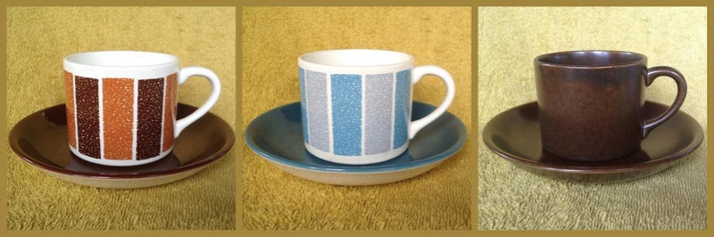 cans - Candy Stripe 3023 coffee cans on coloured 4017 saucers 30234010