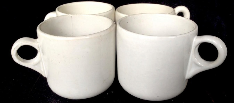 Old Temuka vitrified cups, including NZR railway cups: new shape(s) and backstamp(s) for the GALLERY Temuka12