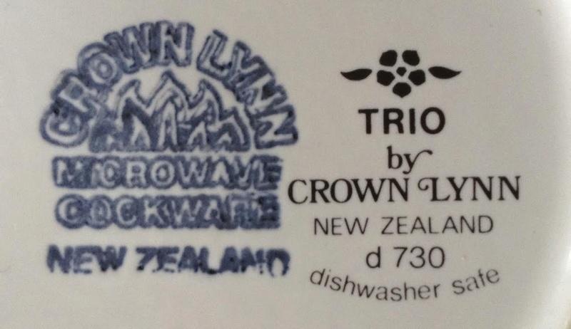 """Trio"" Pattern number: d730  Trioma10"
