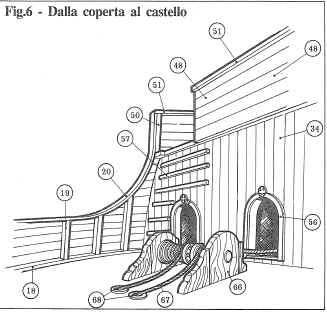 Construction du Santa Maria au 1/65 d'AMATI - Page 6 Sm_por10