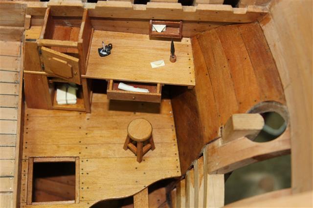 La Belle 1684 scala 1/24  piani ANCRE cantiere di grisuzone  - Pagina 5 Img_0511