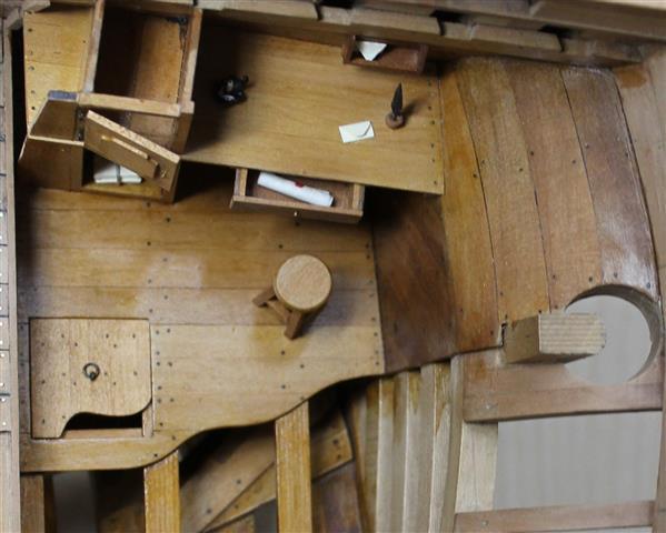 La Belle 1684 scala 1/24  piani ANCRE cantiere di grisuzone  - Pagina 5 Rimg_017