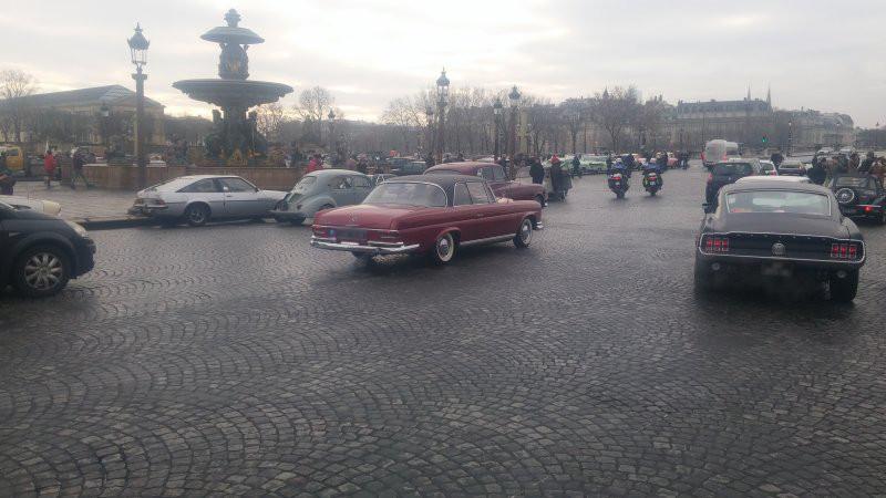 17ème traversée de Paris en anciennes 20170134