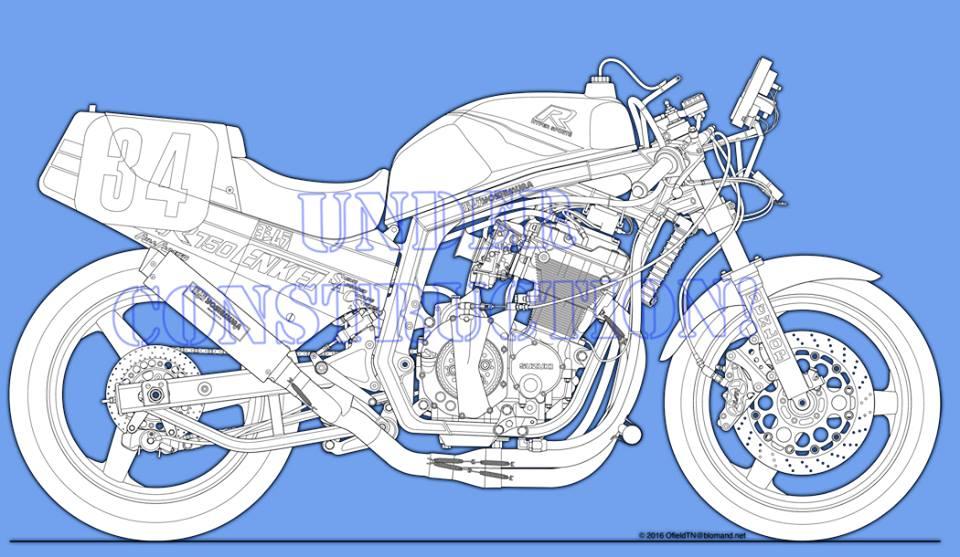 Montage etrier Nissin sur GSXR première génération.  - Page 2 15094810