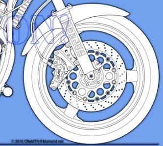Montage etrier Nissin sur GSXR première génération.  - Page 2 15094811