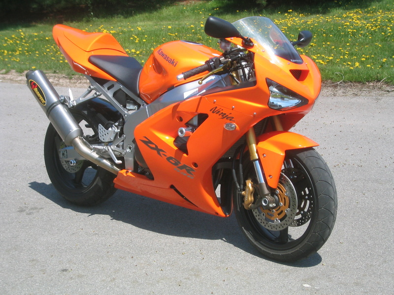 Kawasaki ZX6R et 636 03/04 20050510
