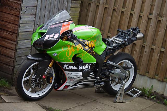 Kawasaki ZX6R 55739010