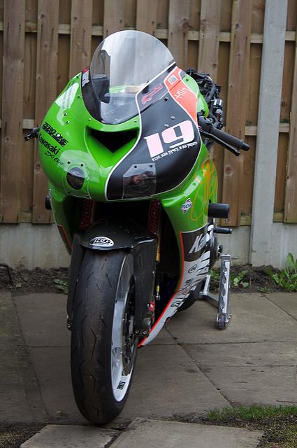 Kawasaki ZX6R 55745010