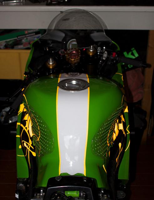 Kawasaki ZX6R 55748810