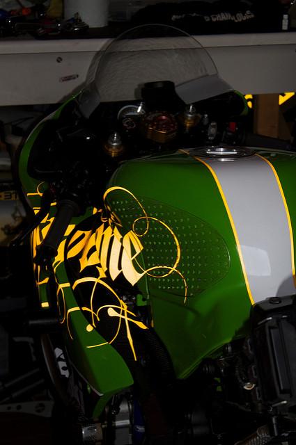 Kawasaki ZX6R 55748811