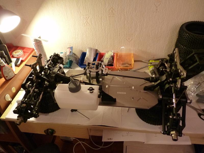 Mon losi 5ive-B P1130426