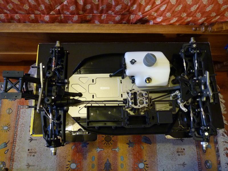 Mon losi 5ive-B P1130428