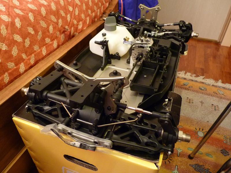 Mon losi 5ive-B P1130431