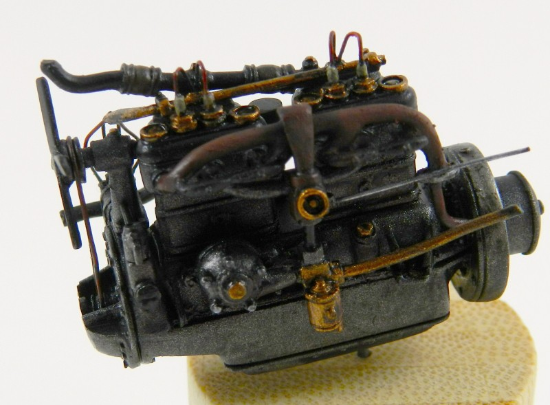 WWI BERLIET CBA ( 1/35 BECK MODEL) - Page 10 12092410