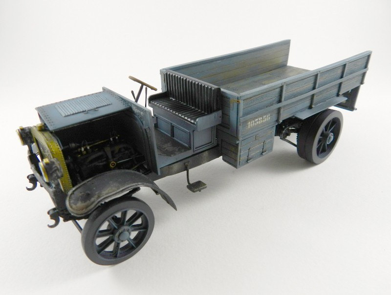 WWI BERLIET CBA ( 1/35 BECK MODEL) - Page 10 12092610