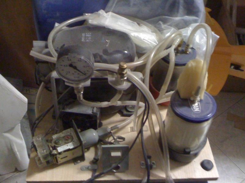 """Compressore """"fatto in casa"""" Foto210"""