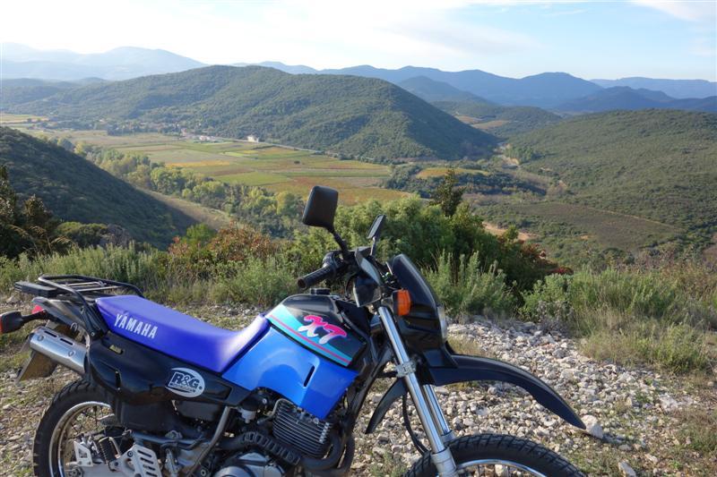 Le mulet découvre les pistes du Languedoc Dsc00613