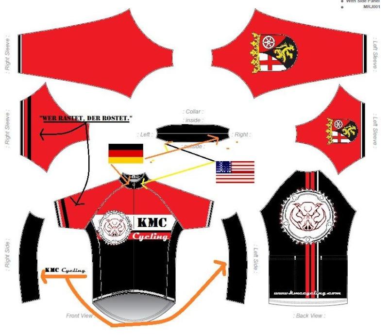 VOTE - Top 3 Jersey Designs Ds-210