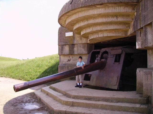 [ Histoires et histoire ] Fortifications et ouvrages du mur de l'Atlantique 2005-010