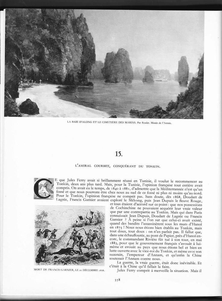 Campagne de Chine (Formose) 1884/1885 Tonkin12
