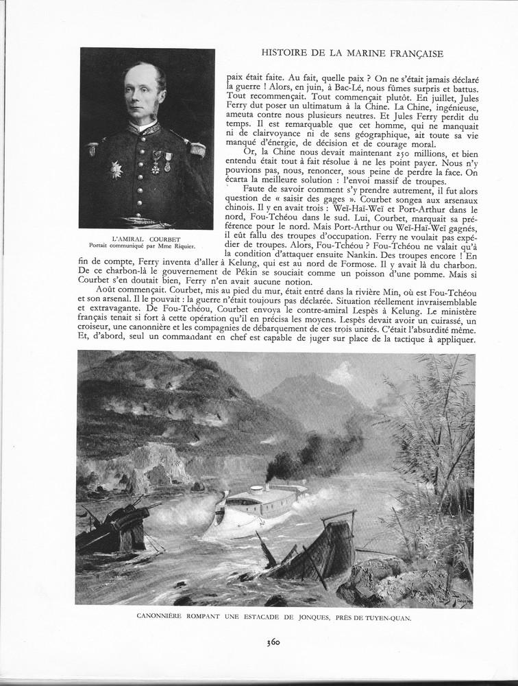 Campagne de Chine (Formose) 1884/1885 Tonkin14