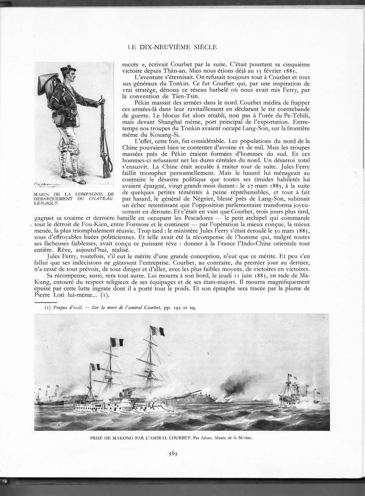 Campagne de Chine (Formose) 1884/1885 Tonkin17