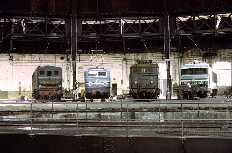 SNCF maurienne 1970 2039-010