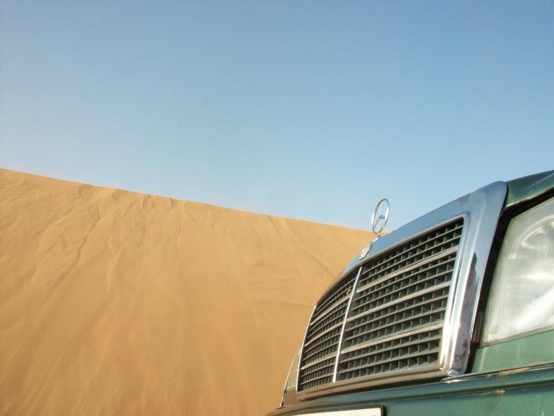 En route vers le sahara, avec ma Mercedes!  - Page 3 10072110