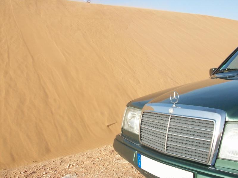 En route vers le sahara, avec ma Mercedes!  - Page 3 Img12012