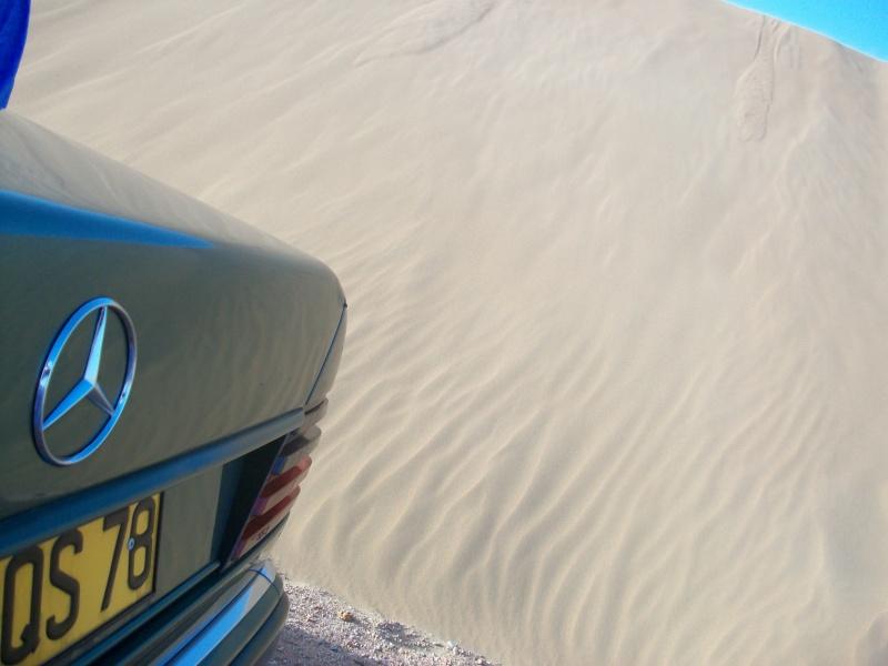En route vers le sahara, avec ma Mercedes!  - Page 3 Img14511