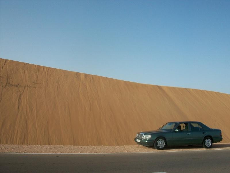 En route vers le sahara, avec ma Mercedes!  - Page 3 Img4510