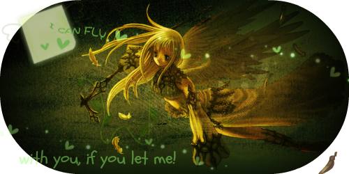 ✿Love me or not!✿ Fly_gi10