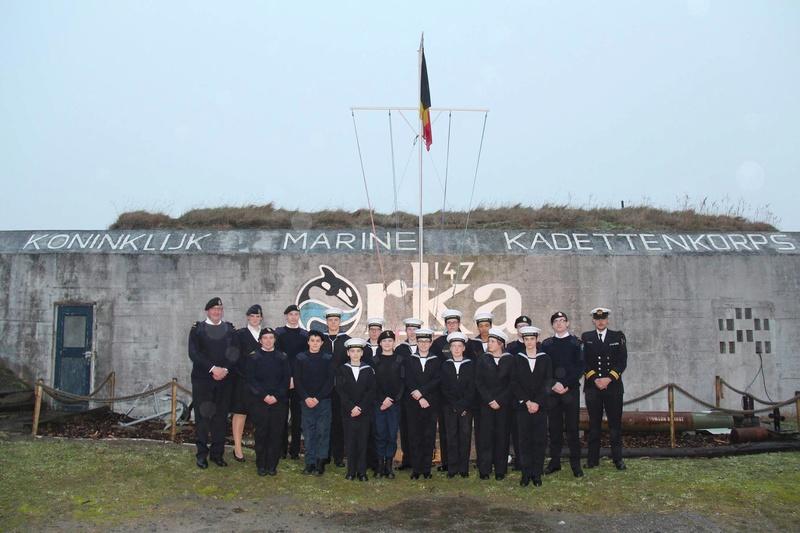 Corps Royal des Cadets de Marine, section Ostende 15875010