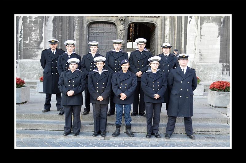 Ceremonie du 11/11/2016 Oostende Dsc_0014
