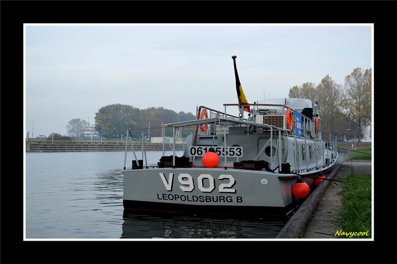 Navigatie/Navigation Zeebrugge>Leopoldsburg V902 Libération  Dsc_0111