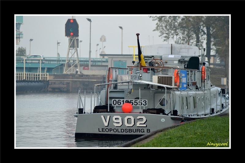 Navigatie/Navigation Zeebrugge>Leopoldsburg V902 Libération  Dsc_0112