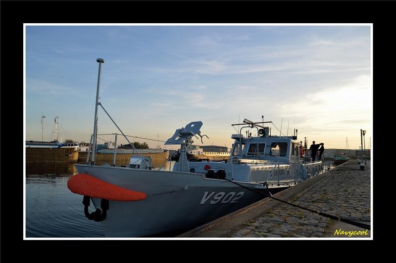 Navigatie/Navigation Zeebrugge>Leopoldsburg V902 Libération  Dsc_0113