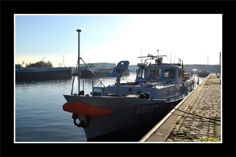 Navigatie/Navigation Zeebrugge>Leopoldsburg V902 Libération  Dsc_0116