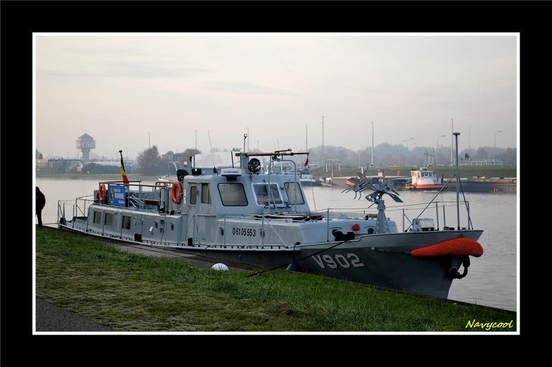 Navigatie/Navigation Zeebrugge>Leopoldsburg V902 Libération  Dsc_0118
