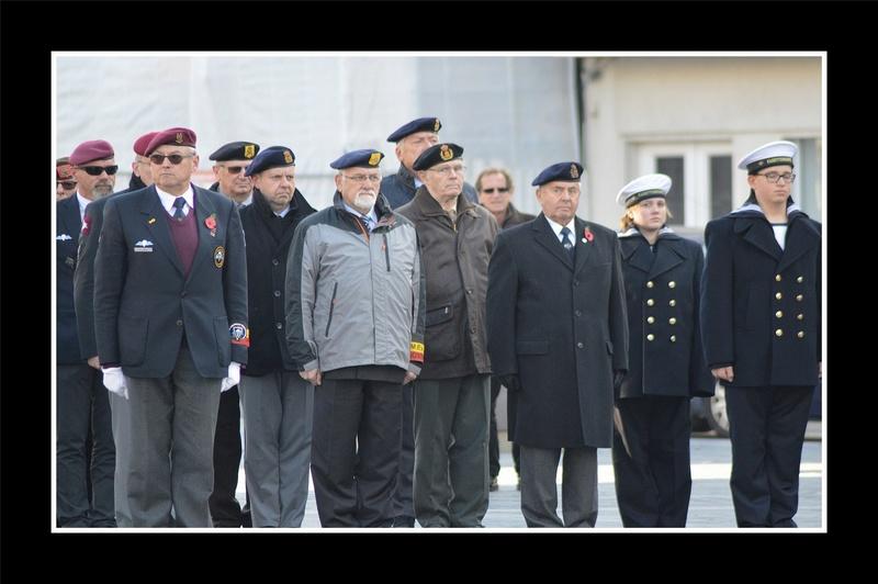 Ceremonie du 11/11/2016 Oostende Dsc_0124