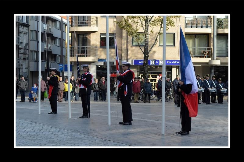 Ceremonie du 11/11/2016 Oostende Dsc_0126